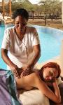 Massage im Severin Safari Camp